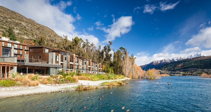 Queenstown, New Zealand: Where To Stay-Hilton
