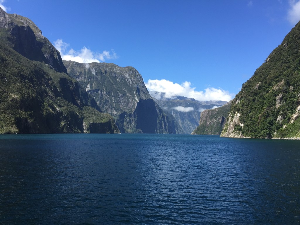 New Zealand's Most Beautiful Site: Milford Sound