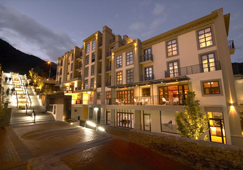 Queenstown, New Zealand: Where To Stay-Sofitel Queenstown Hotel & Spa