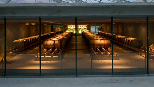 Queenstown, New Zealand: Peregrin Winery
