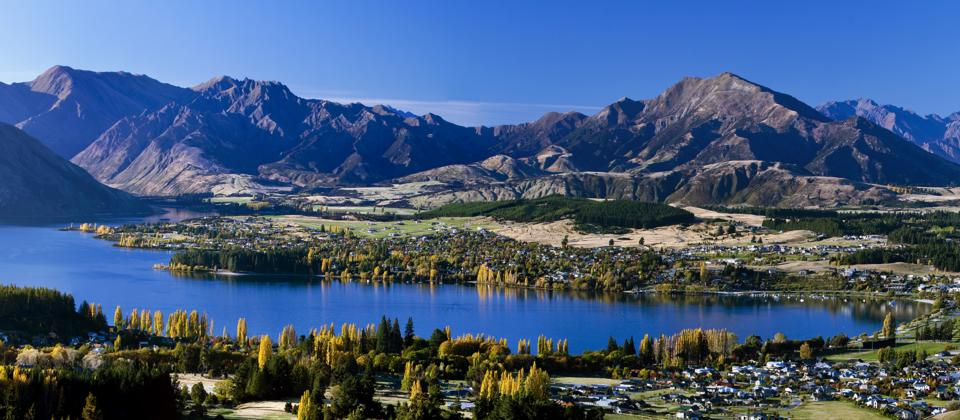 Queenstown, New Zealand: Lake Wanaka