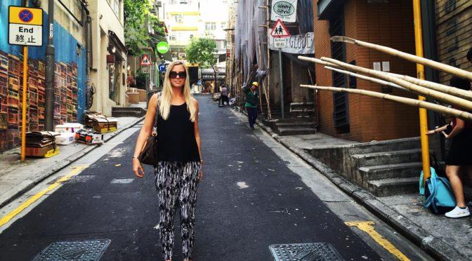 Hong Kong Day 1: SOHO