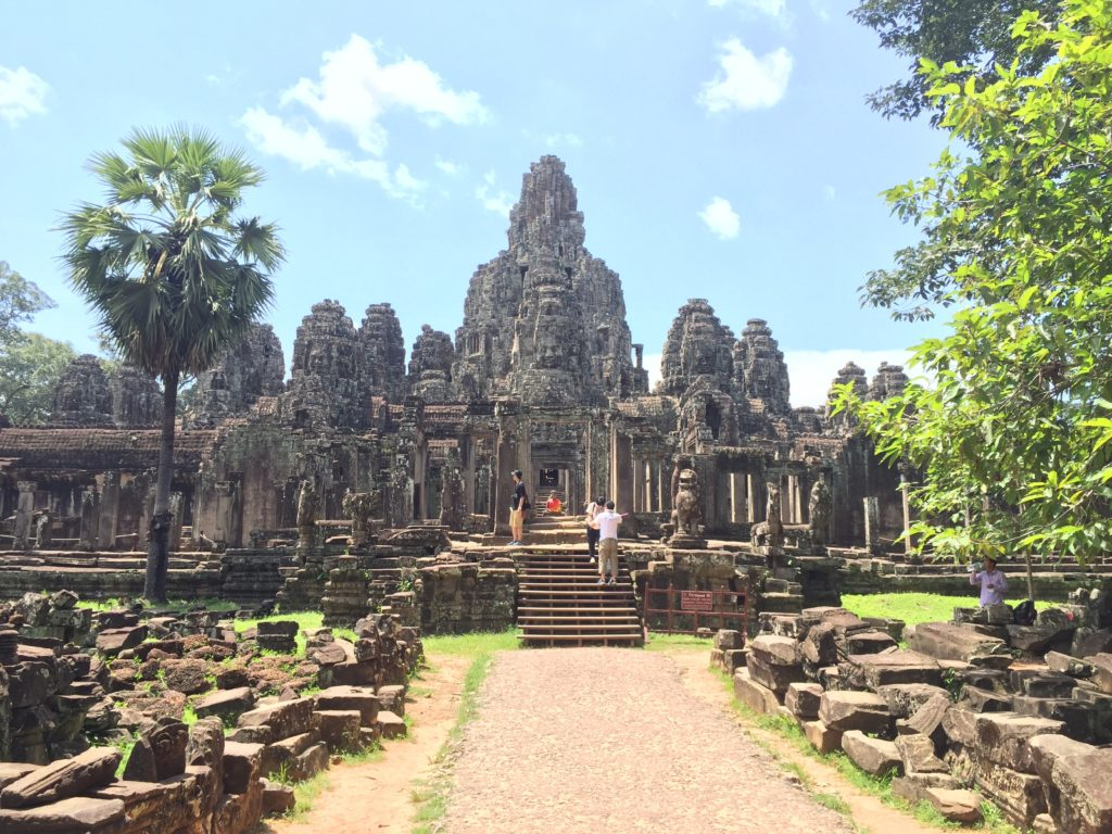 My Favorite Temple In All Of Siem Reap, Cambodia: Bayon Temple