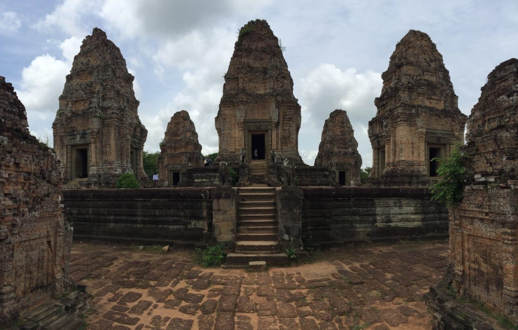 East Mebon In Siem Reap, Cambodia Was One Of Our Favorite Temples