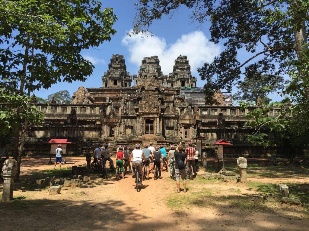 Ta Keo In Siem Reap, Cambodia