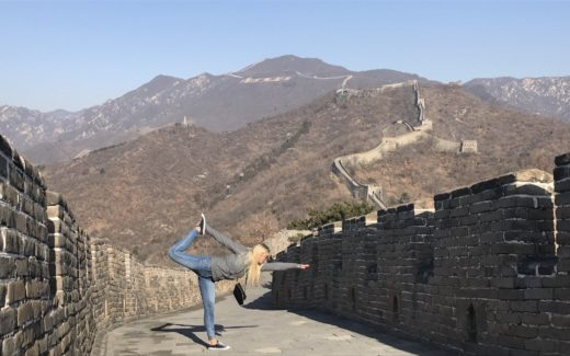 Coming to Beijing? I've mapped out all the details on the BEST part of the Great Wall to see, what else to do, where to eat and where to stay!