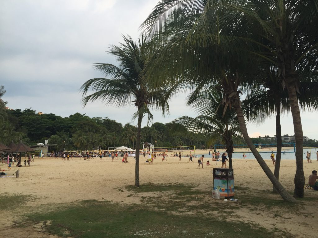Sentosa Island In Singapore Is Full Of Fun Things To Do