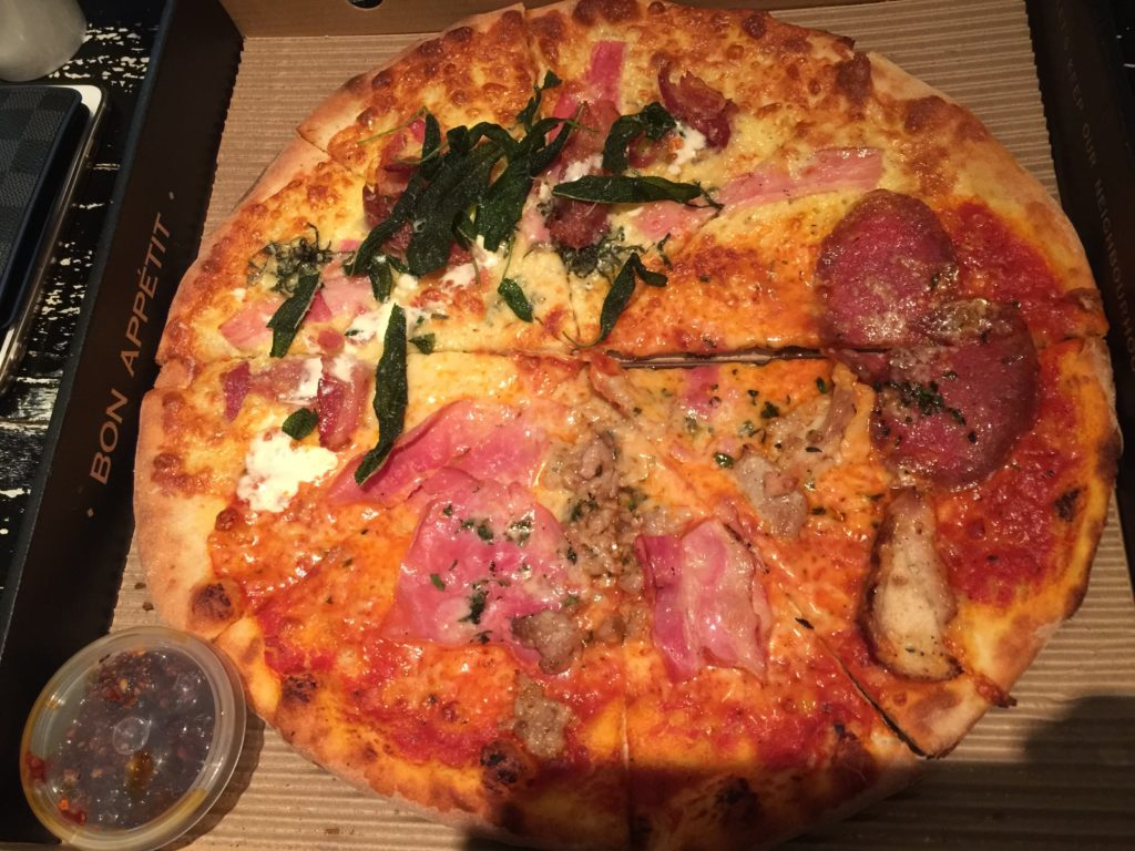 P.S. Cafe In Singapore Has The Most Delicious Pizza Around