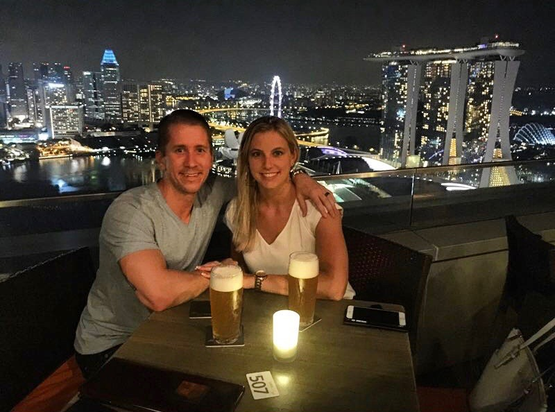Level 33 In Singapore Has Some Of The Best Views And Beer In The City