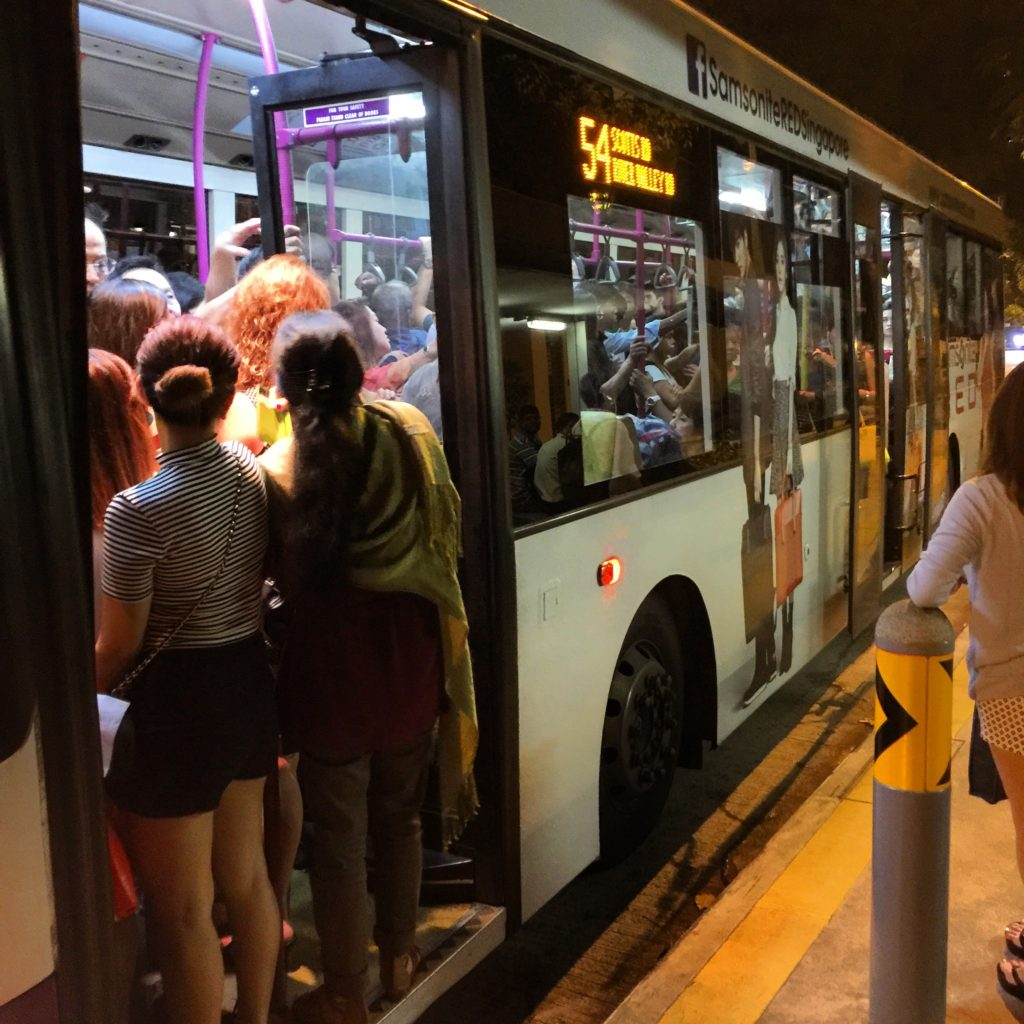 How To Get Around Singapore: Public Transport