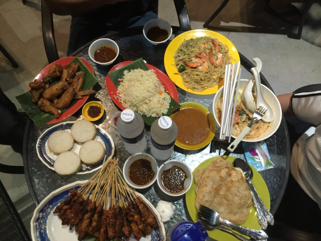 Hawker Food Is A MUST Eat When Visiting Singapore