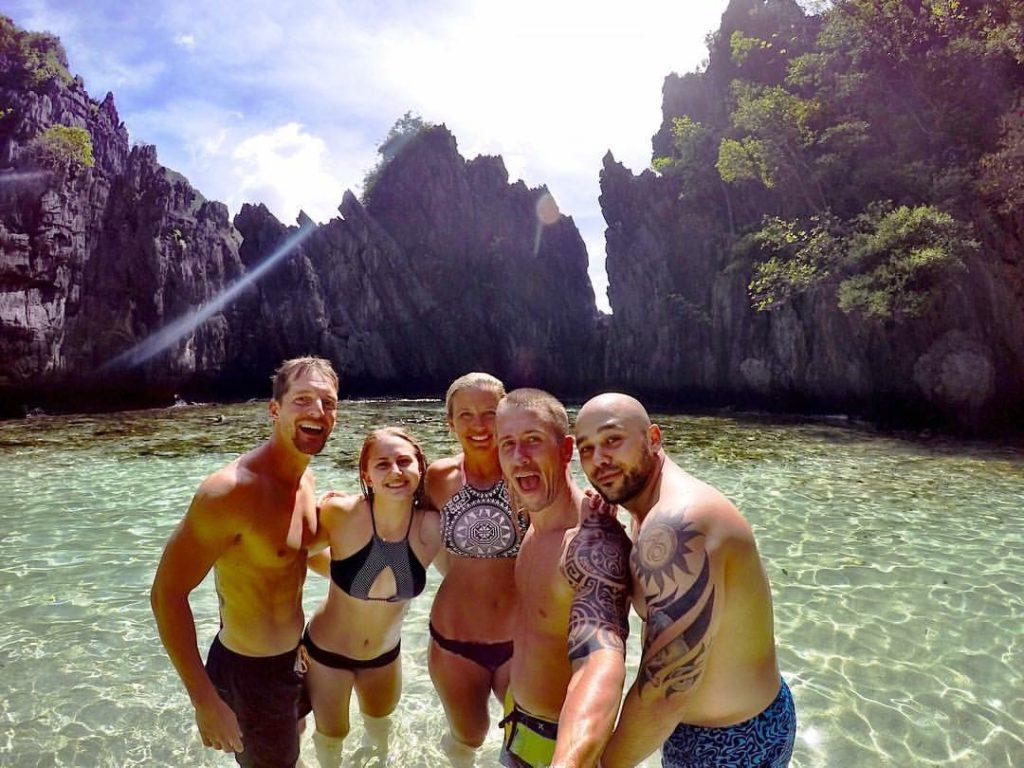 Secret Lagoon In El Nido, Palawan
