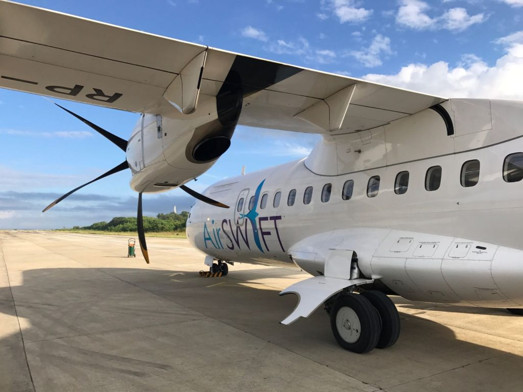 Airswift Is a Fast And Easy Flight To El Nido From Manila