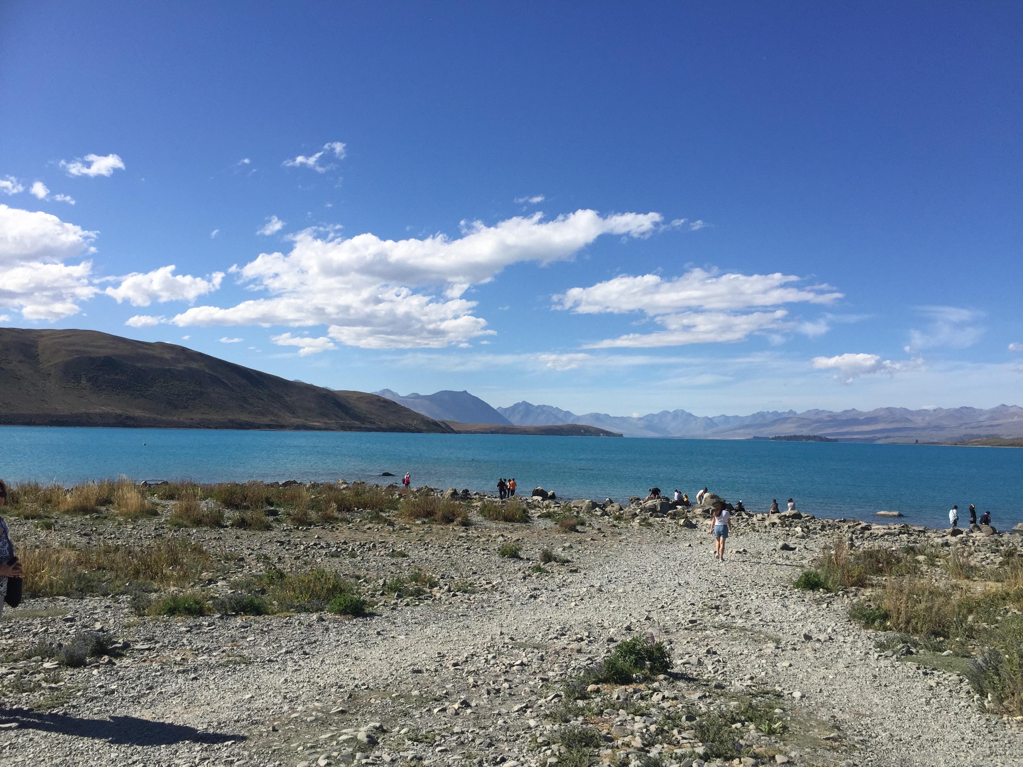 New Zealand: Lake Tekapo
