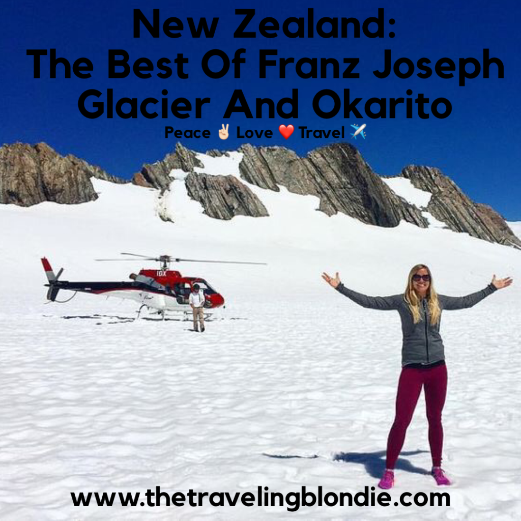 New Zealand: The Best Of Franz Joseph Glacier & Okarito