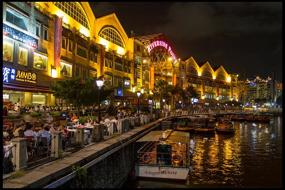 Clark Quay Is The BEST Spot For Nightlife In Singapore