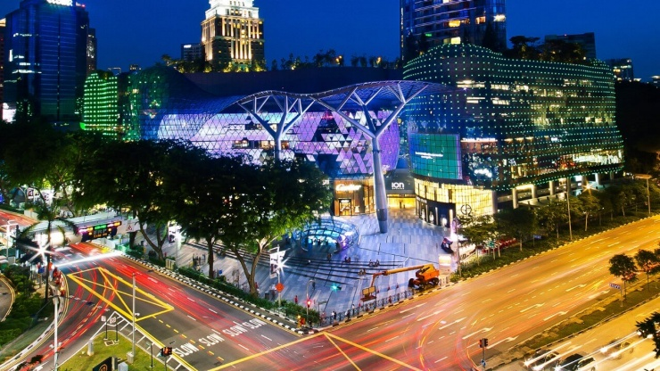 Orchard Road In Singapore Is THE Place To Shop In The Lion City