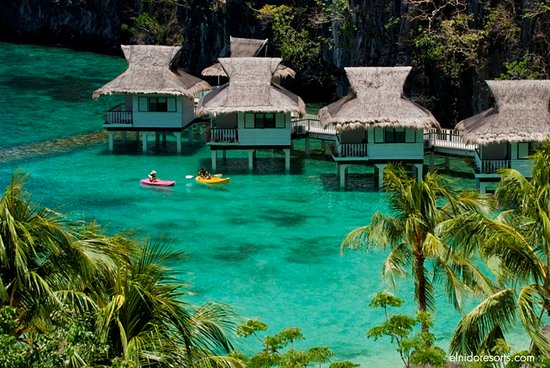 For Pure Luxury, The El Nido Resorts In Palawan Are The Place To Stay