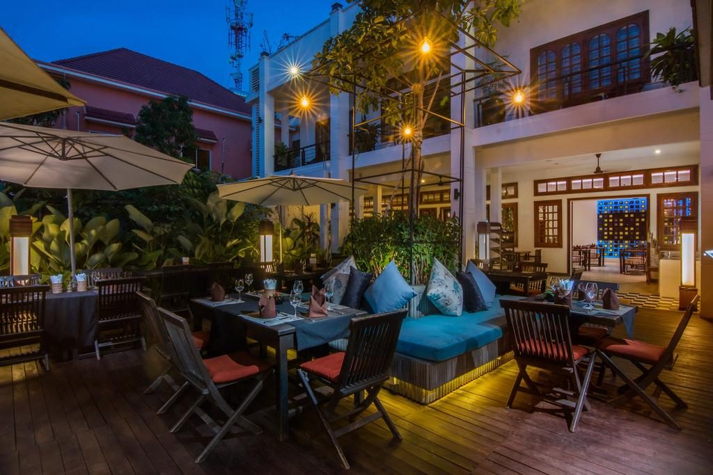The Aspara Centrepole Hotel inSiem Reap, Cambodia Is Centrally Located And Super Budget Friendly