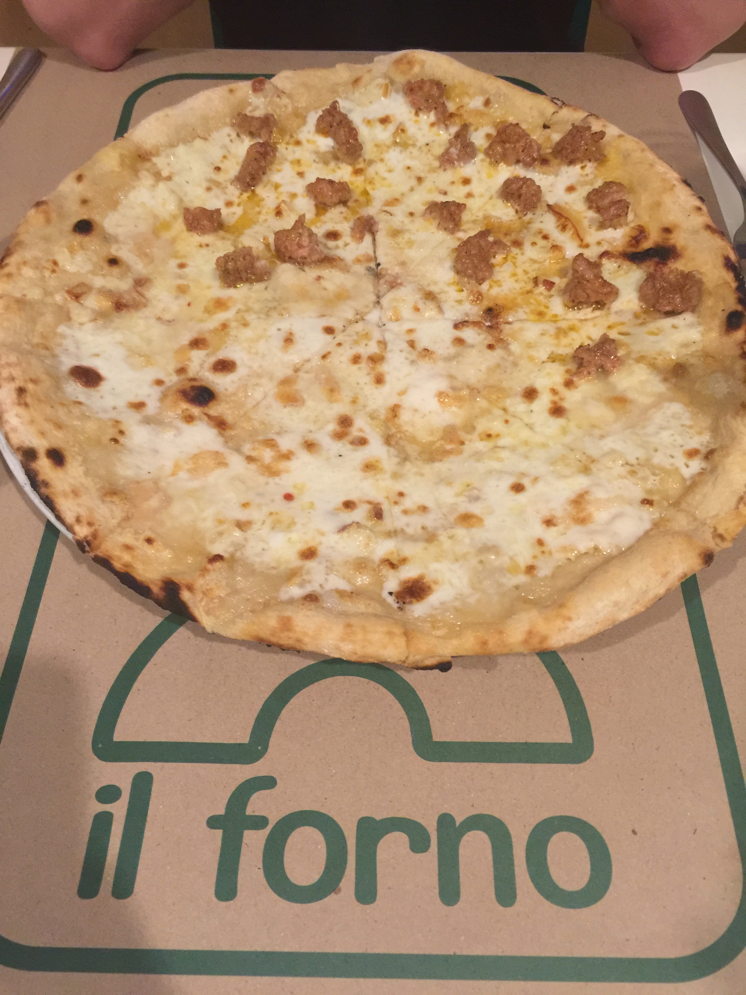 For Pizza In Siem Reap, Cambodia, Head Over To II Forno.