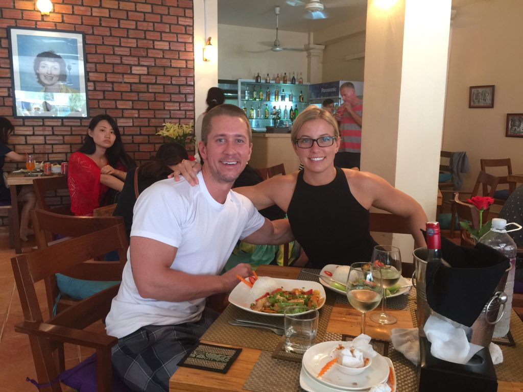 Our Favorite Restaurant In All Of Siem Reap, Cambodia Was Genevieve's