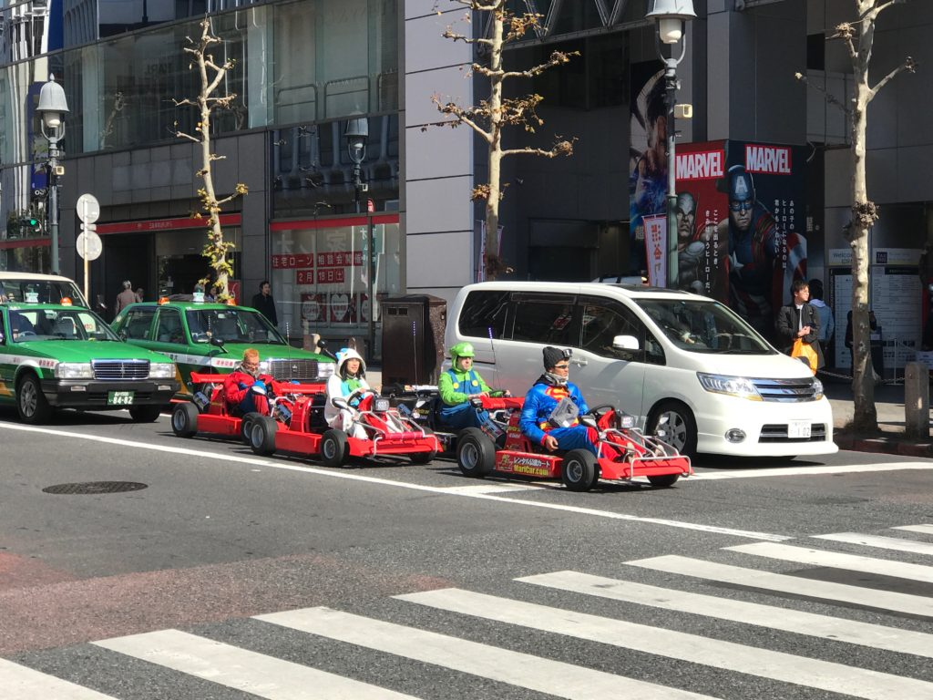 If you're coming to Tokyo, Japan, then you MUST ride go-carts through the streets with MariCAR!