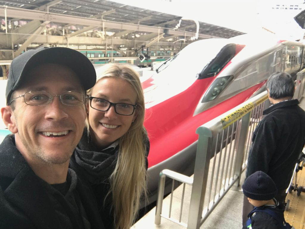 How To Get Around Japan: JR Pass And Bullet Trains