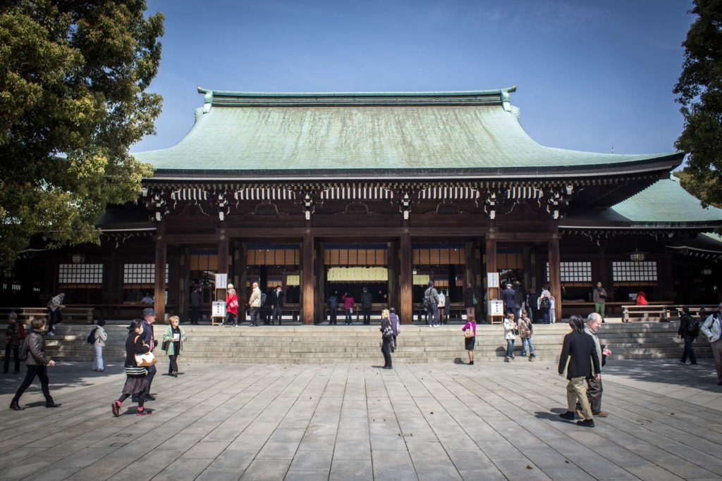 Meji Shrine is a must see when visiting Tokyo, Japan!