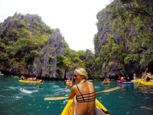 The Traveling Blondie In The Philippines: El Nido, Palawan