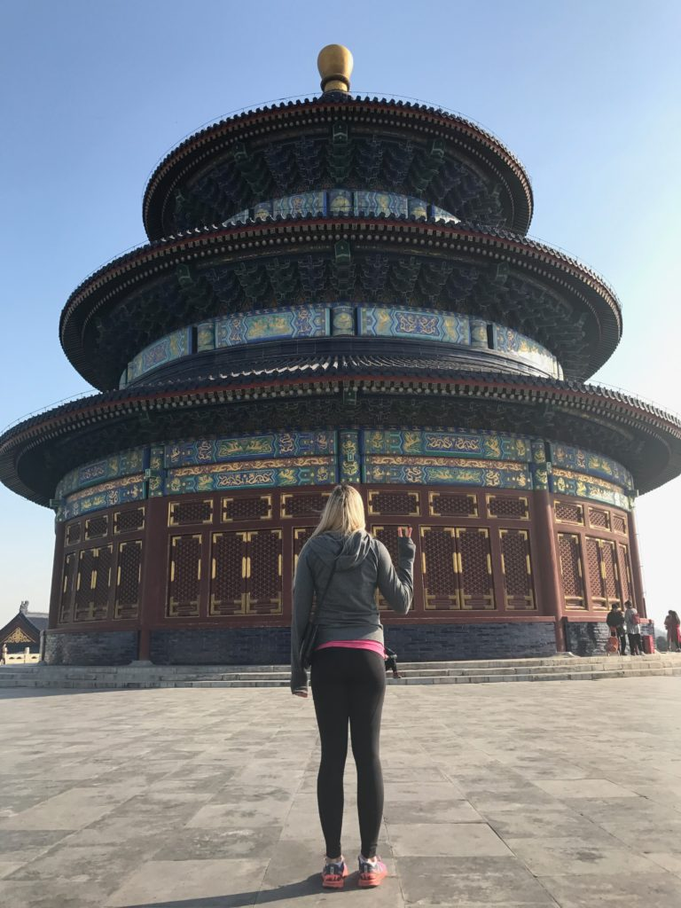 The Temple of Heaven is a MUST see while visiting Beijing, China