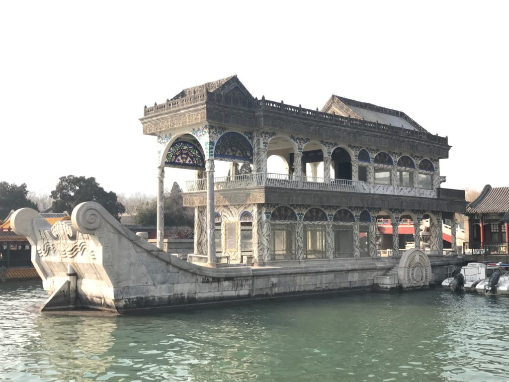 Be sure to stop and see the Summer Palace while visiting Beijing, China