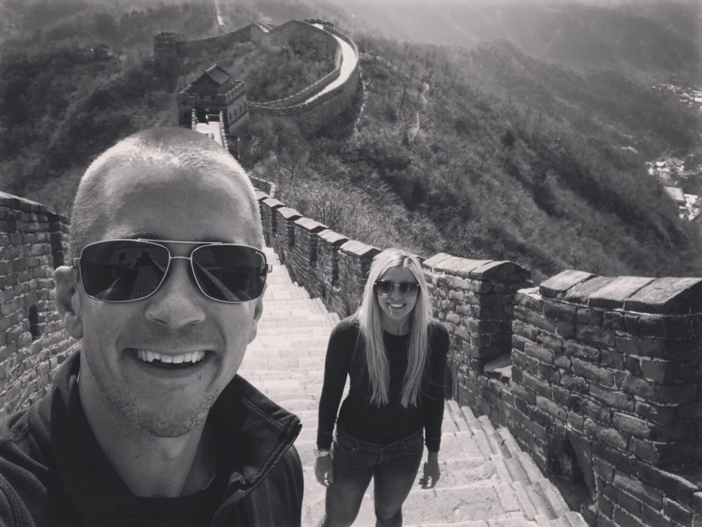 For the best portion of the Great Wall of China, check out the section of Mutianyu