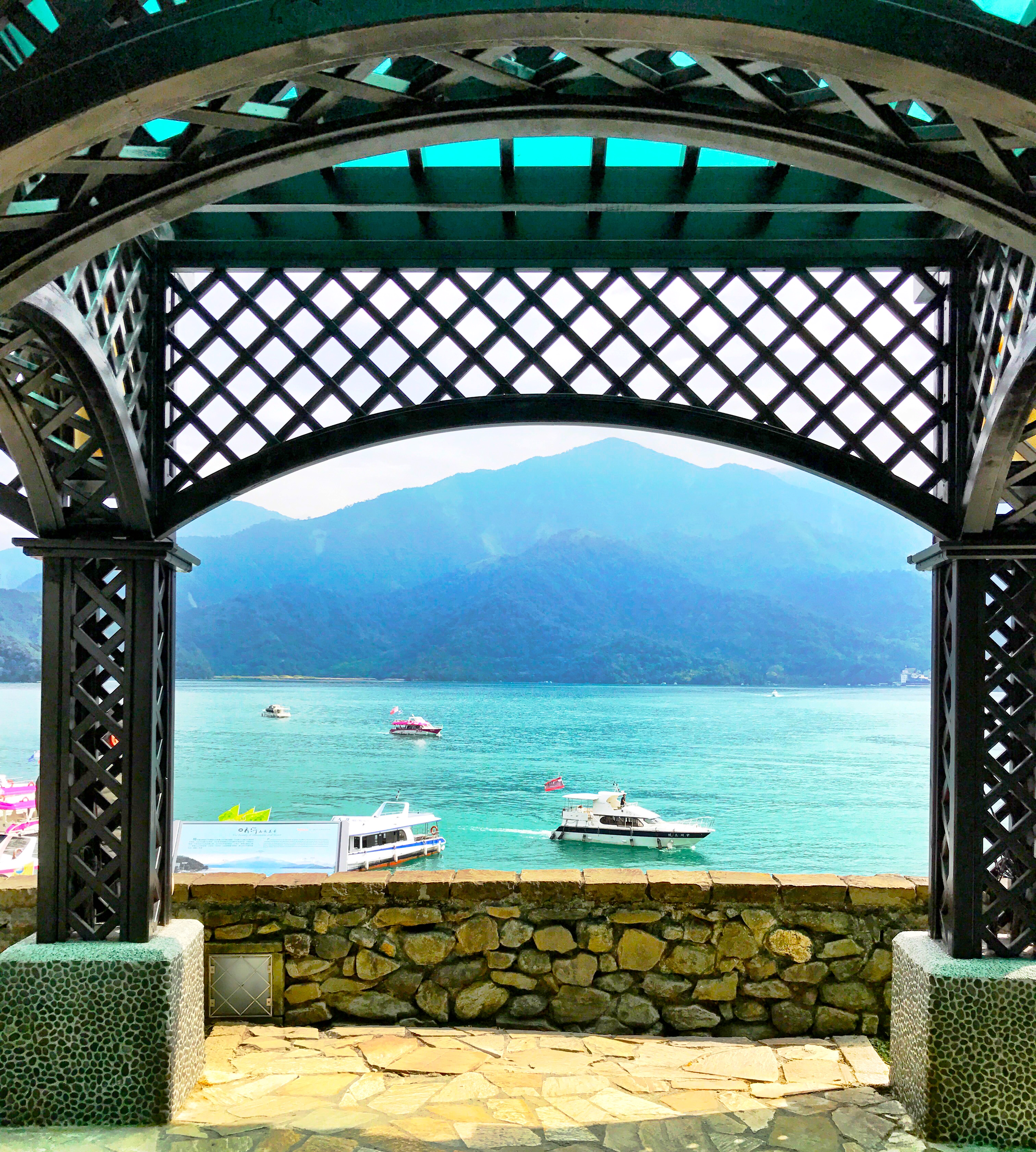 Taiwan: Sun Moon Lake & Taichung