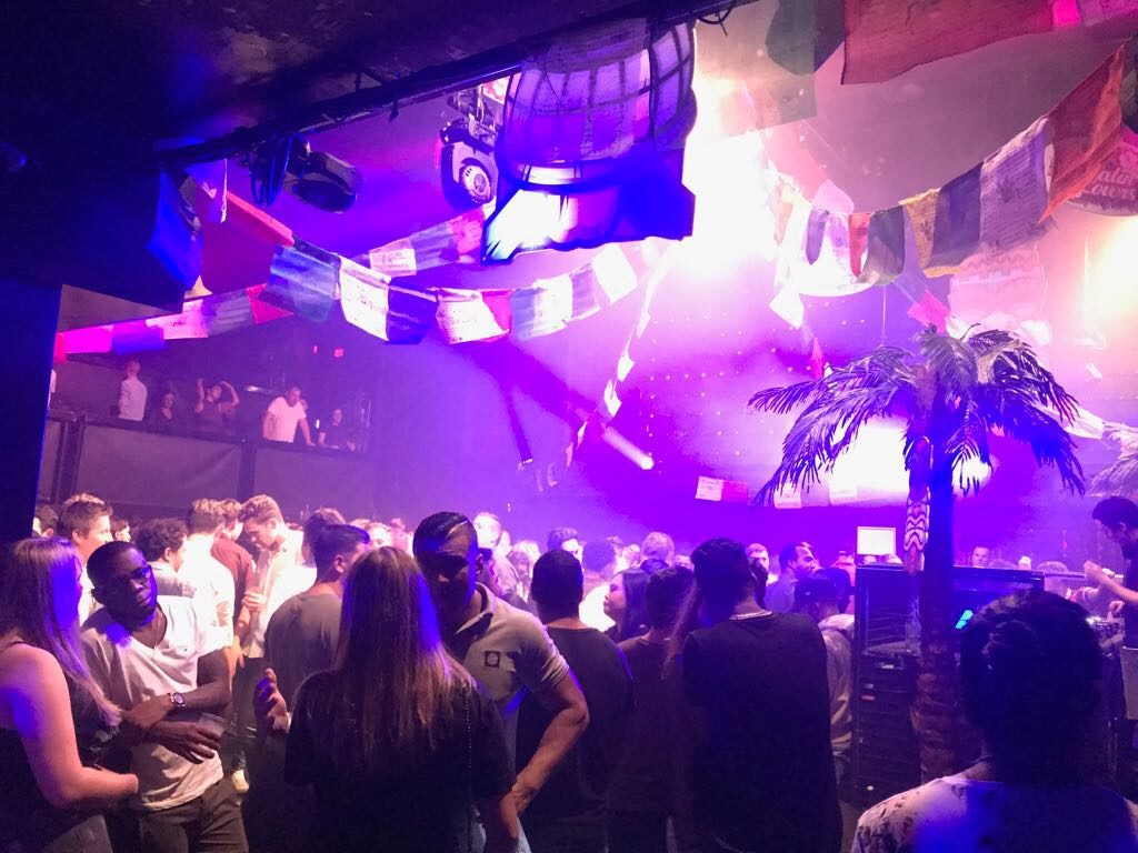 The club scene in Amsterdam, Netherlands is ON POINT!