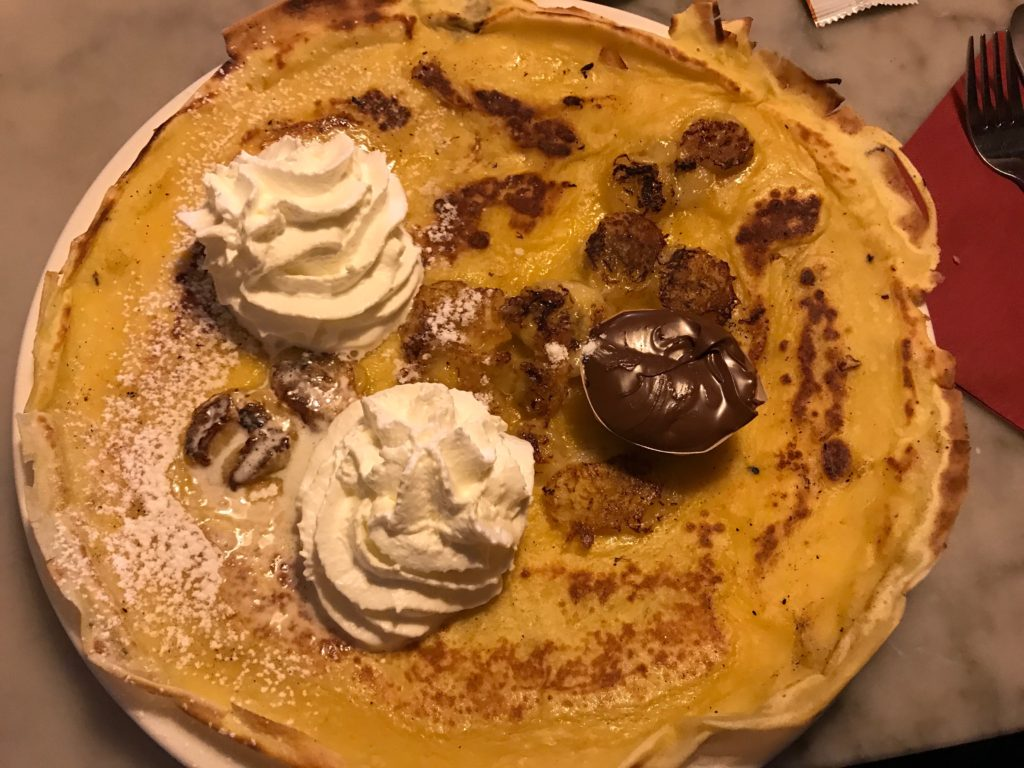 The Pancake Bakery in Amsterdam, Netherlands is a MUST when visiting the city. I'm still drooling over my pancake months later!