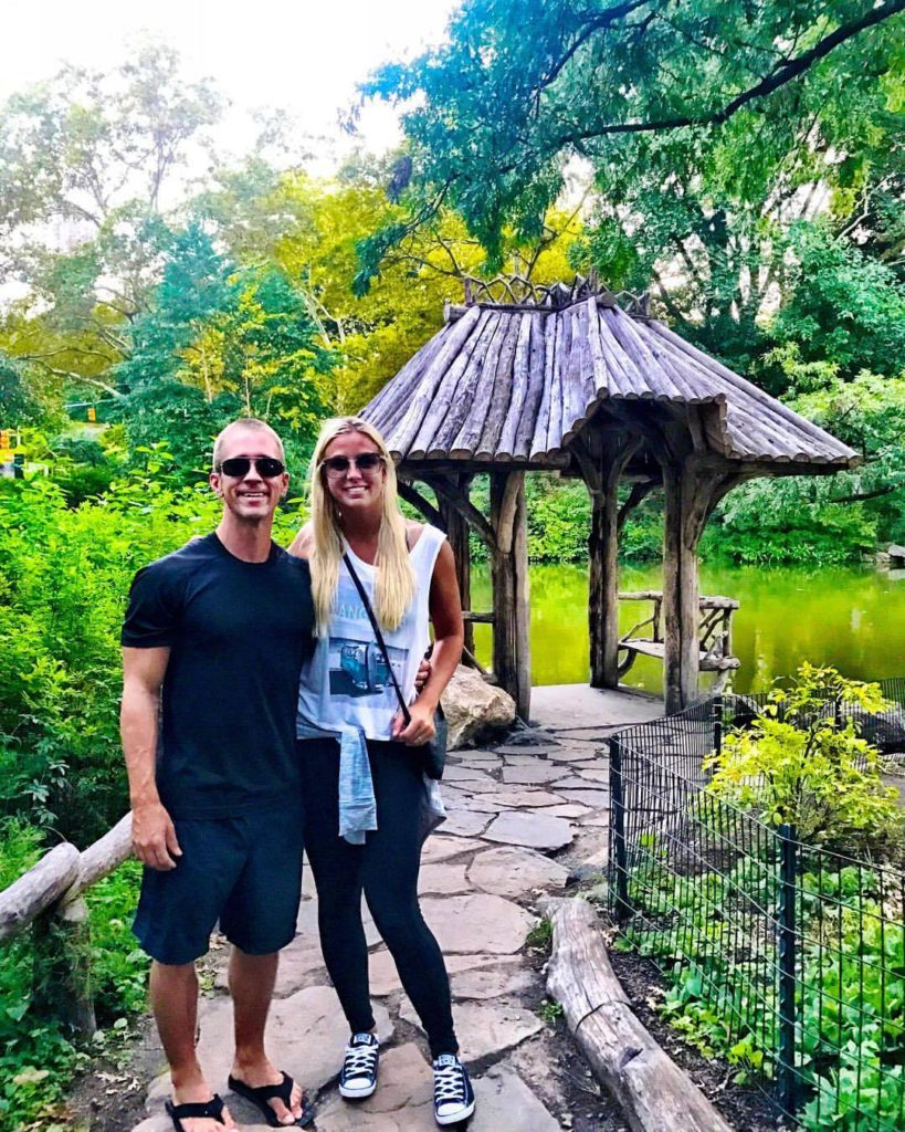 The iconic Central Park is a MUST SEE when visiting New York City!