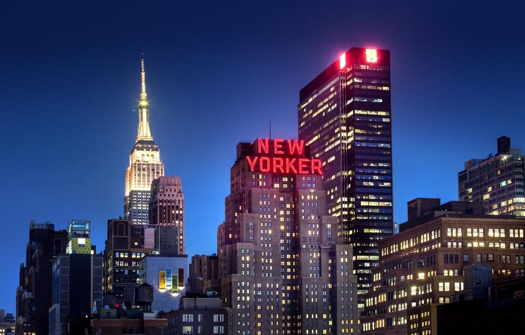 The New Yorker is a classic, mid-range NYC hotel