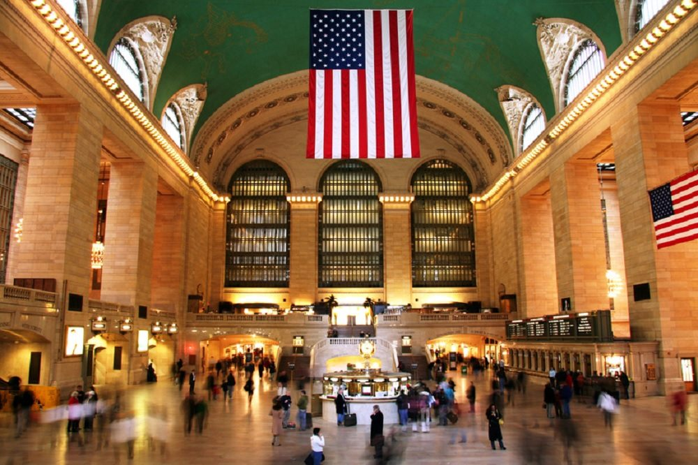 The iconic Grand Central Terminal is a must see when visiting New York City