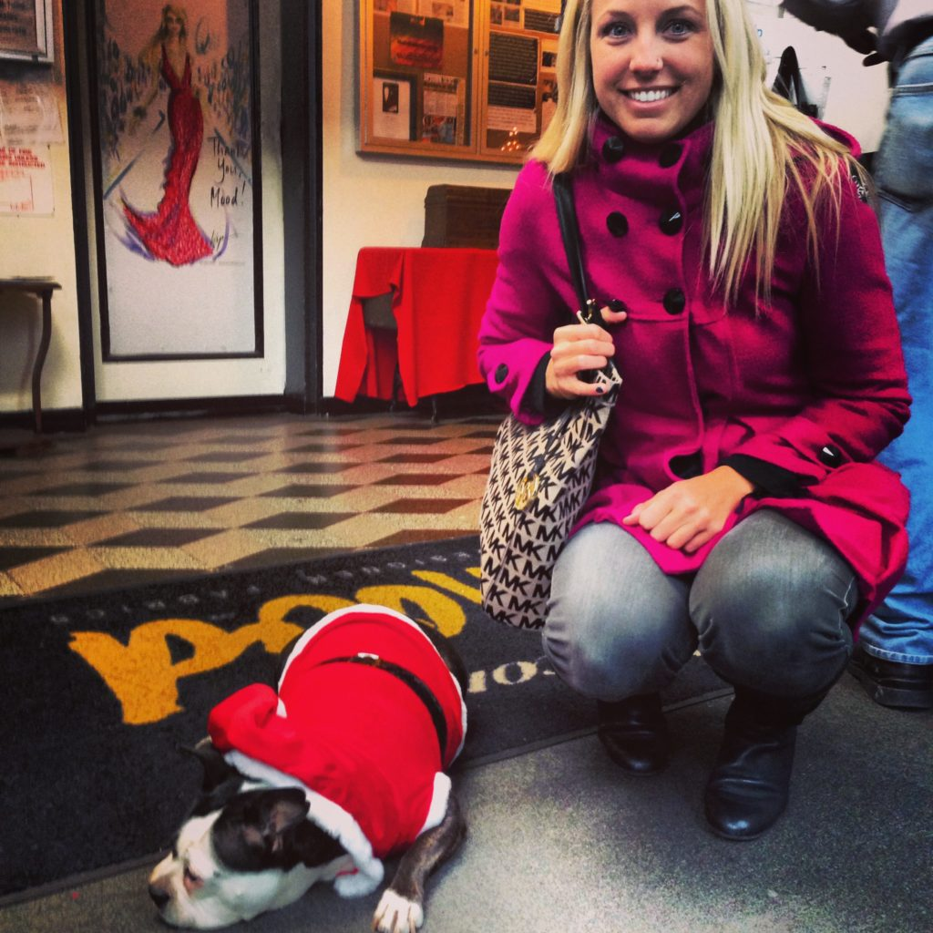 If you LOVE the show Project Runway as much as I do, then you MUST stop in in New York City and visit swatch the dog and take a stroll through the thousands of fabrics they have for sale!