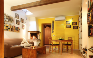 If you have the extra time when visiting Rome, Italy and want an authentic experience, then staying in the small village of Monterotondo just outside of Rome is the perfect place! For $36 off your booking, click here!
