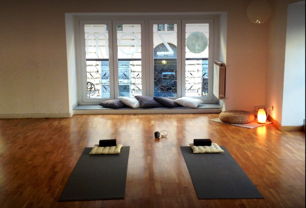 There's no better studio in Rome, Italy to get your yoga on than Zem Yoga