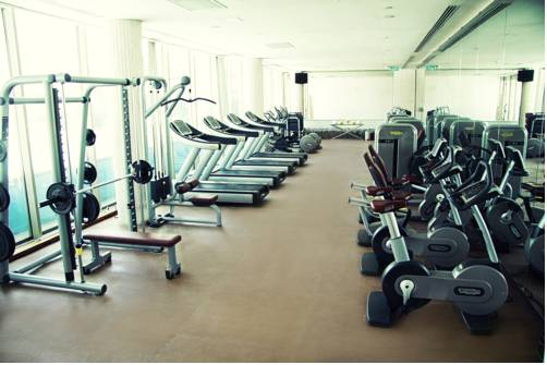 For a simple gym in Dubrovnik, Croatia, Rixos Libertas is a great place to break a sweat!