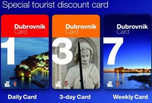 Get Your Dubrovnik Card To Save Cash On Sites When Visiting Dubrovnik, Croatia