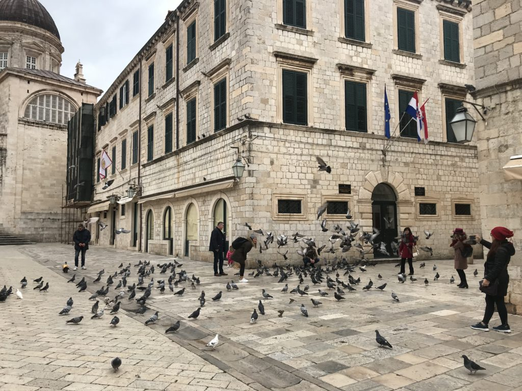 Dubrovnik, Croatia is best to visit in the spring and fall, as temperatures are mild and it is less crowded than the summer months.