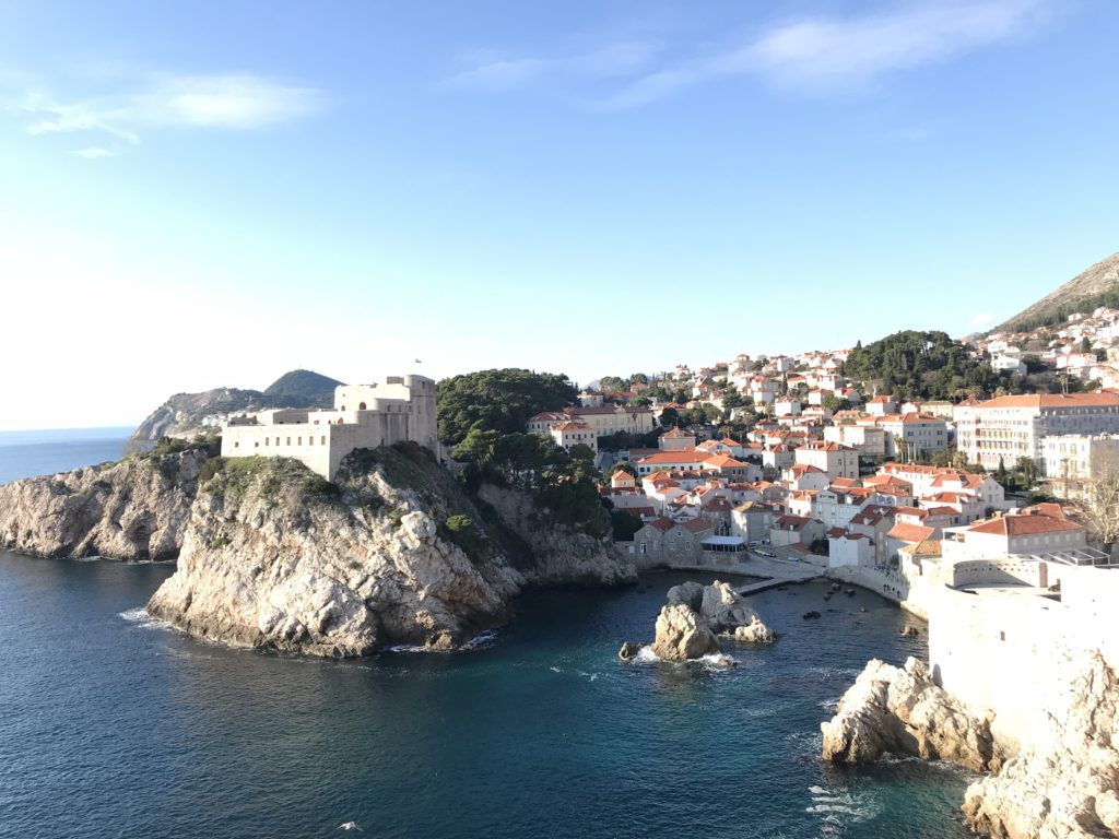 Admission to Fort Lovrijenc in Dubrovnik, Croatia in included with your Ancient City Walls ticket.