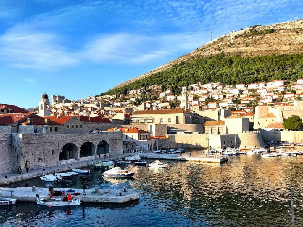 Dubrovnik, Croatia is one of the most beautiful and picturesque cities in the Blakan Region.