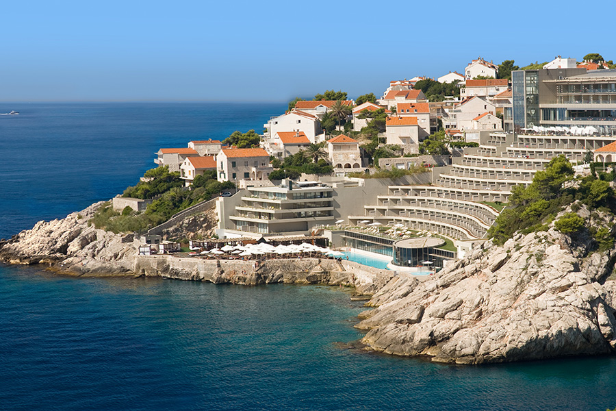 Rixos Libertas in Dubrovnik, Croatia is a beautiful hotel with all the best amenities!